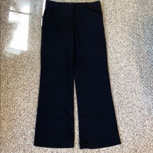 XOXO Black Dress Pants Size 5/6 EXCELLENT!! SERVER